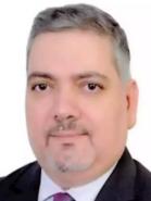 <p>مقاله&zwnj;نویس مصری روزنامه الشرق الاوسط&nbsp;</p>