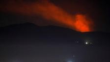 ضربات إسرائيلية تستهدف مواقع لميليشيا إيران جنوب دمشق