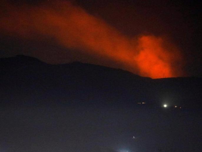 دمشق تعلن التصديلهجوم إسرائيلي علىحلب
