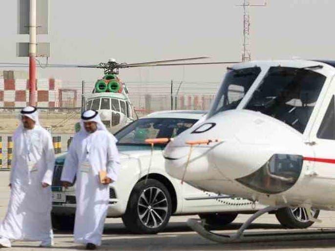 معرض دبي للهليكوبتر يعلن موعده في يناير 2021