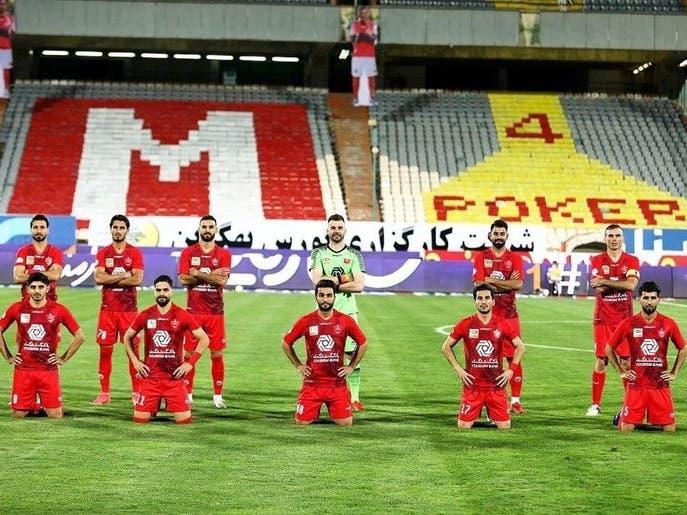پرسپولیس برای چهارمین بار قهرمان لیگ برتر فوتبال ایران شد