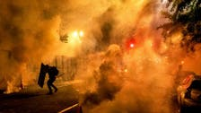US agents use tear gas again to disperse rowdy US protests in Portland