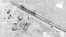 Satellite images show Russia continues to arm Libya's LNA with military equipment: US