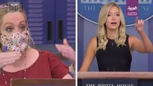 Al Jazeera reporter denies calling White House Press Secretary B-word at briefing