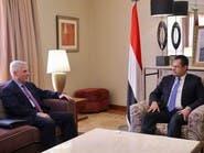 """رئيس حكومة اليمن يطالب بالحزم مع مراوغات الحوثي حول """"صافر"""""""