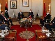 عقيلة صالح يصل المغرب.. والسراج يلتقي أردوغان بإسطنبول