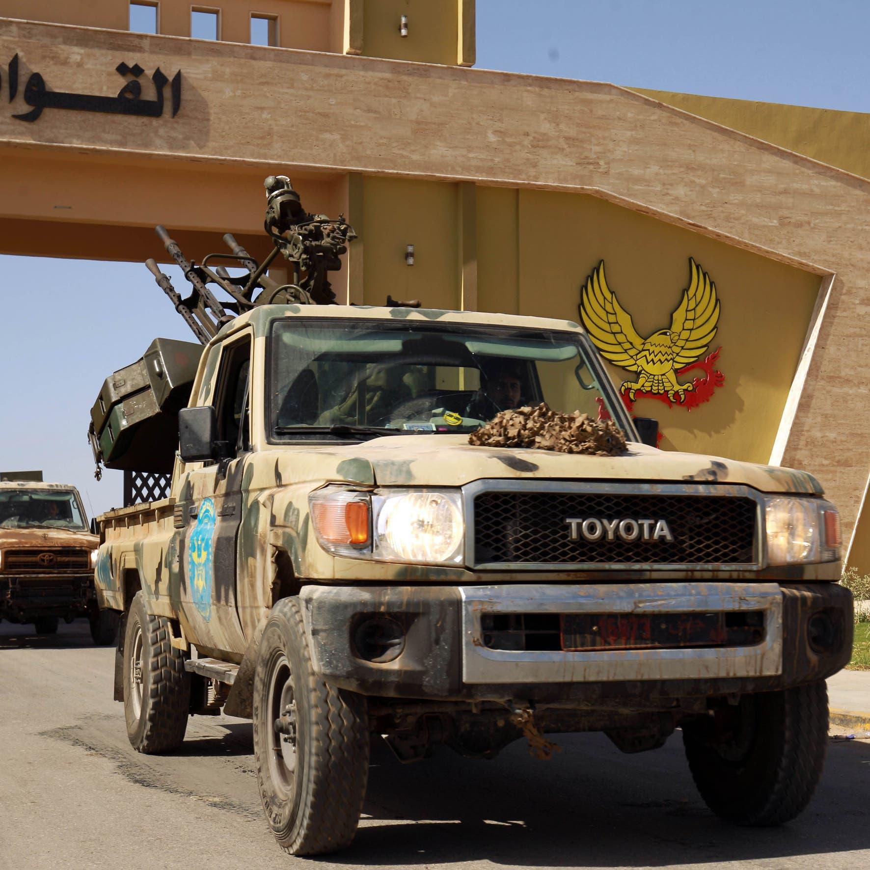 هدوء بمحاور القتال الليبية.. وتخوف من إفشال اتفاق النفط