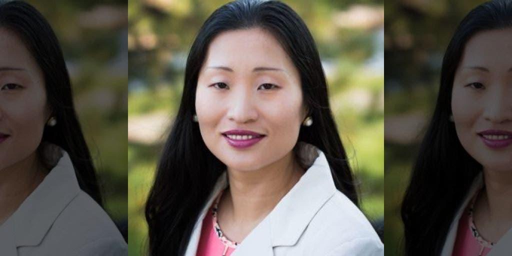الباحثة الصينية هيلين رالي