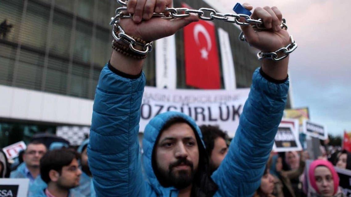 تظاهرات في تركيا - أرشيفية
