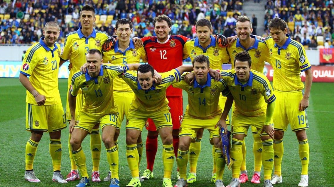 أوكرانيا منتخب