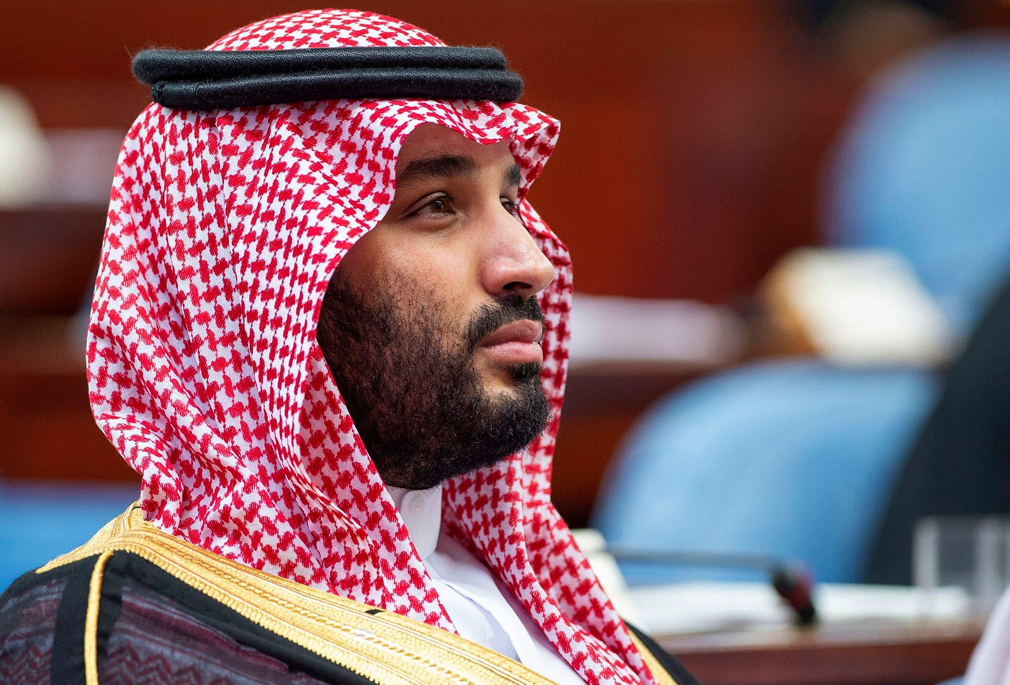 Saudi Arabia's Crown Prince Mohammed bin Salman. (File photo)