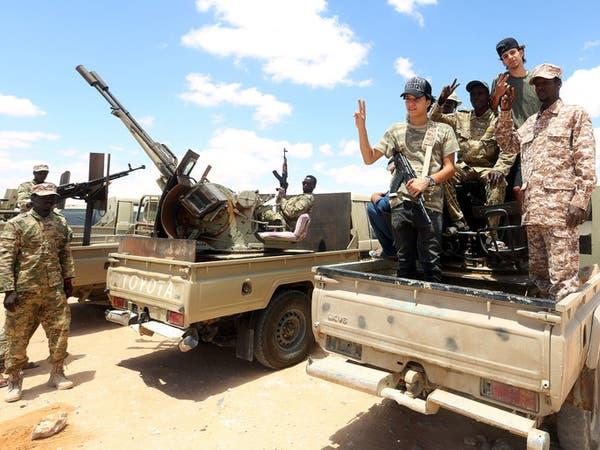 ليبيا.. تعزيزات عسكرية تركية بميناء الخمس شرق طرابلس