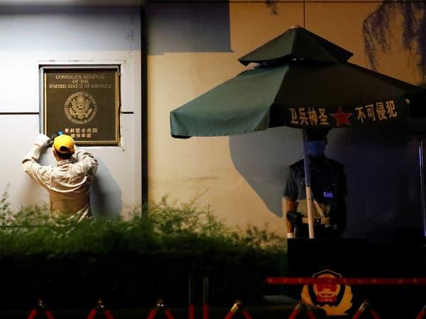 الصين تضع يدها على القنصلية الأميركية في تشنغدو