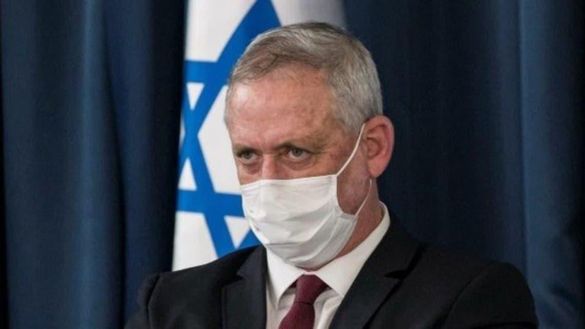 Israeli Defense Minister Gantz