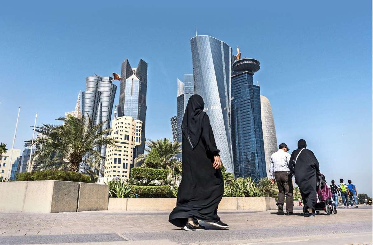 من الدوحة