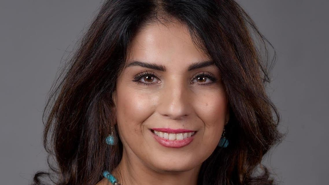 Soheila Fors, an Iranian-born member of Sweden's Christian Democrats party. (Twitter)