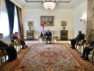 وزير خارجية السعودية يلتقي السيسي: مصر ستظل شريكا محوريا للمملكة