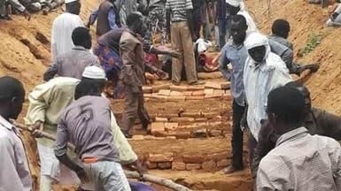 السودان.. دفن ضحايا الاشتباكات القبلية في دارفور