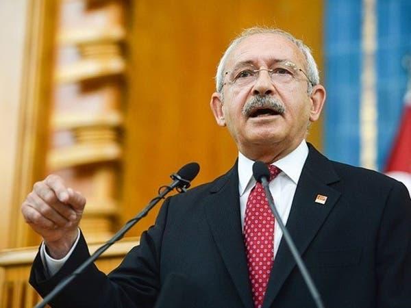 زعيم المعارضة التركية: حزب أردوغان.. ورقي