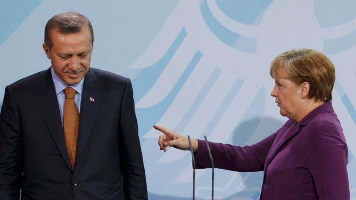 turkey, Germany and Greece