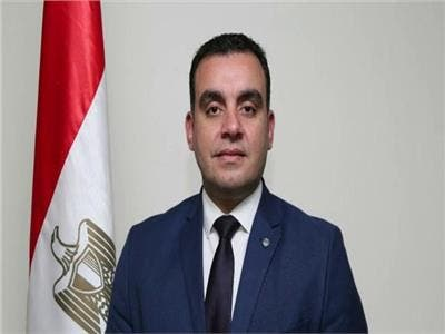 المهندس محمد السباعي، المتحدث باسم وزارة الري والموارد المائية المصرية