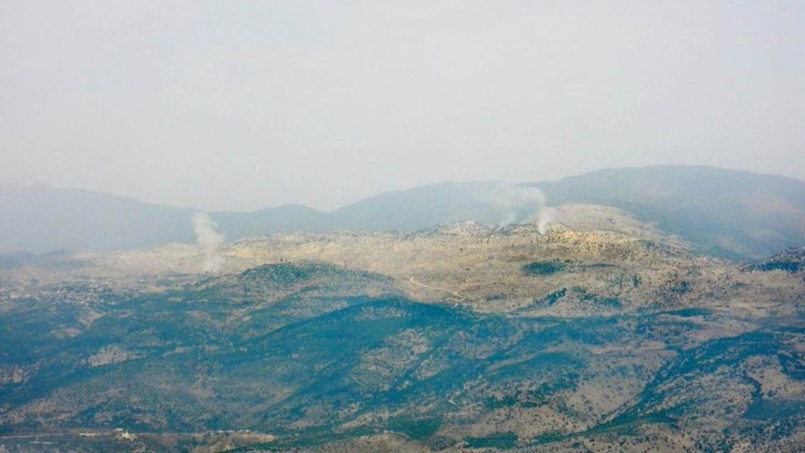حدود إسرائيل ولبنان