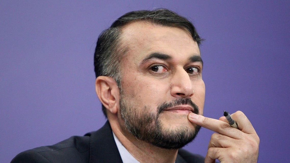 Amir Abdollahian attends a news conference in Moscow, September 10, 2013.  (Reuters)