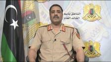 ایردوآن ہتھیاروں اور اجرتی جنگجوؤں کے ذریعے اپنا تسلط چاہتے ہیں : ترجمان لیبیائی فوج