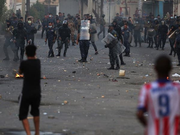 بعد مواجهات بغداد.. الكاظمي يتمسك بحماية المتظاهرين
