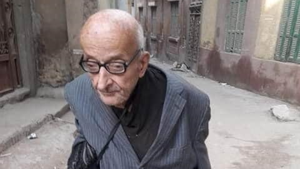 An image showing Dr. Mohamed Mashali, known as 'Doctor of the Poor' for his work in Tanta, Egypt. (Twitter)