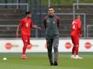 كلوزه يبدأ مهامه كمساعد لمدرب بايرن ميونخ