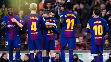 """12 لاعباً خارج أسوار برشلونة بسبب أزمة """"كورونا"""""""