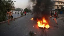 Third Iraqi protester dies of tear gas canister wound this week in Baghdad