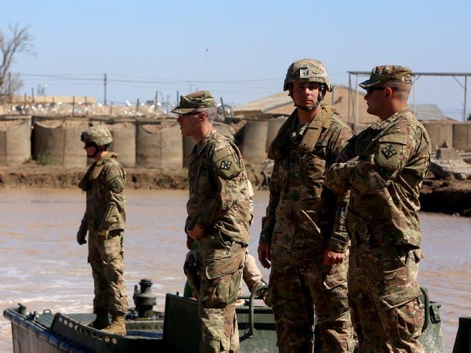 انفجارات تهز قاعدة سبايكر التي تضم قوات أميركية بالعراق