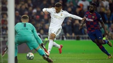 """إصابة لاعب ريال مدريد بـ""""كورونا"""".. وغيابه عن لقاء سيتي"""
