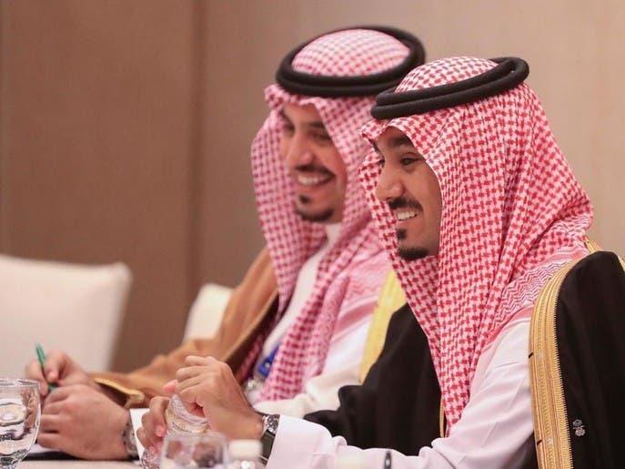 فهد بن جلوي نائباً لرئيس اللجنة الأولمبية السعودية