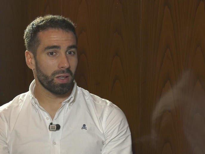 """كارفاخال لـ""""العربية"""": نيمار سبب لي المتاعب وأتمنى انضمامه إلى ريال مدريد"""