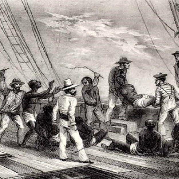 قصة مذبحة بالمحيط الأطلسي أنهت تجارة العبيد
