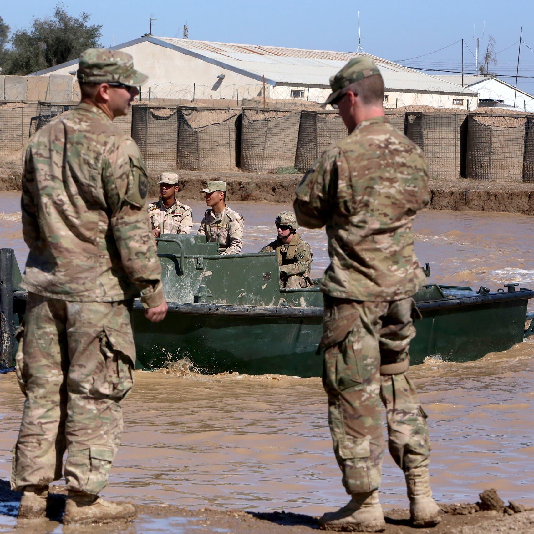 العراق.. هجوم صاروخي على التاجي وانفجارات في