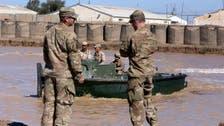 """العراق.. هجوم صاروخي على التاجي وانفجارات في """"سبايكر"""""""
