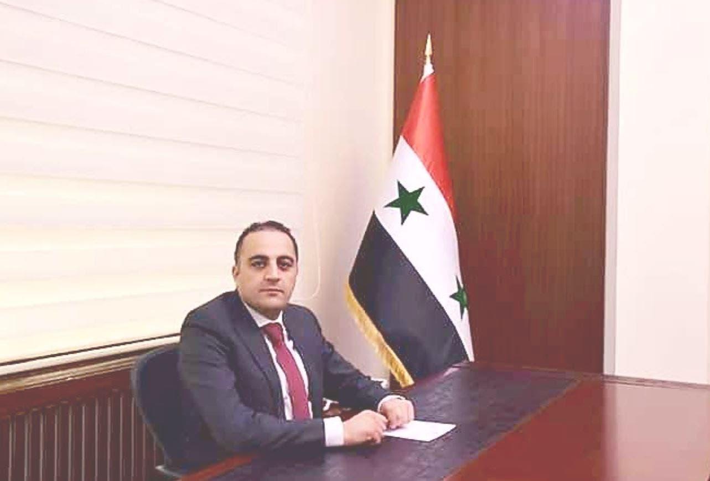 رجل الأعمال السوري وسيم أنور قطان