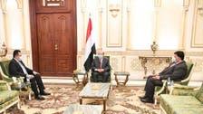 هادي: تسريع تنفيذ اتفاق الرياض يسهم بتوحيد الصف اليمني
