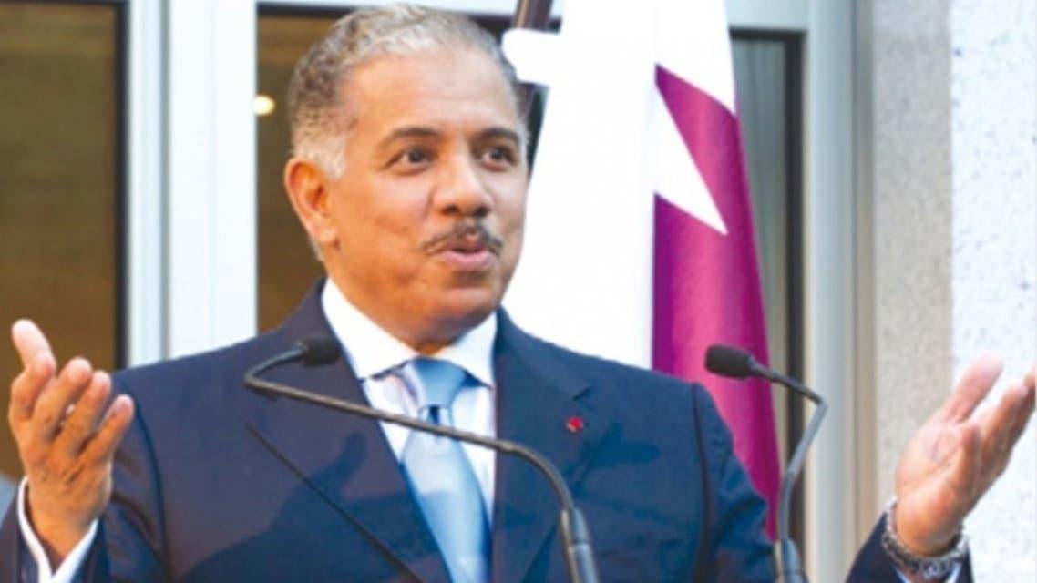 سفير الدوحة لدى بروكسل، عبد الرحمن الخليفي