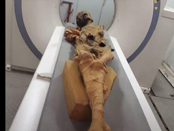 """بعد حل اللغز.. مصر تكشف خبايا """"مومياء المرأة الصارخة"""""""