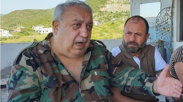 "إيران تكرم ""جزّار بانياس"" بوسام شرف في سوريا"