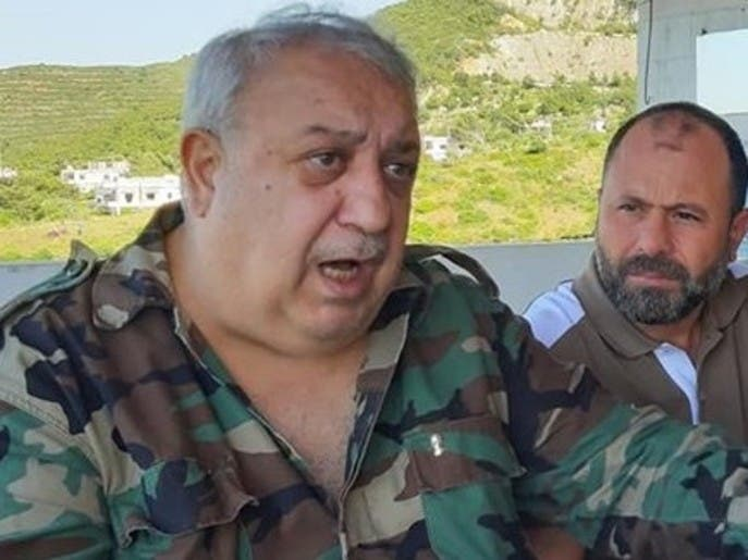"""""""المقاوم الأول"""".. إيران تكرم قائد ميليشيا قتلت سوريين"""