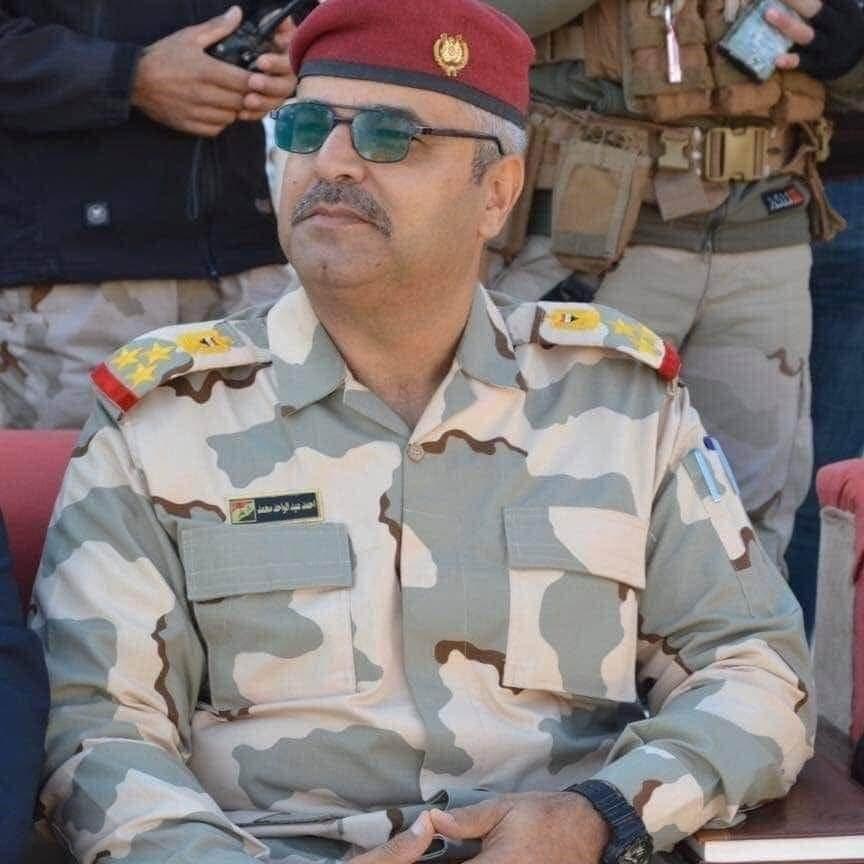 مقتل قائد كبير بالجيش العراقي في كمين لداعش غرب الأنبار