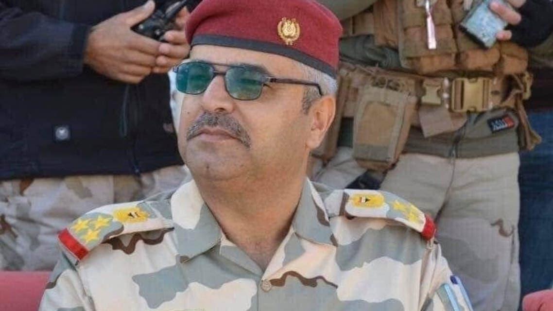 قائد بالجيش العراقي