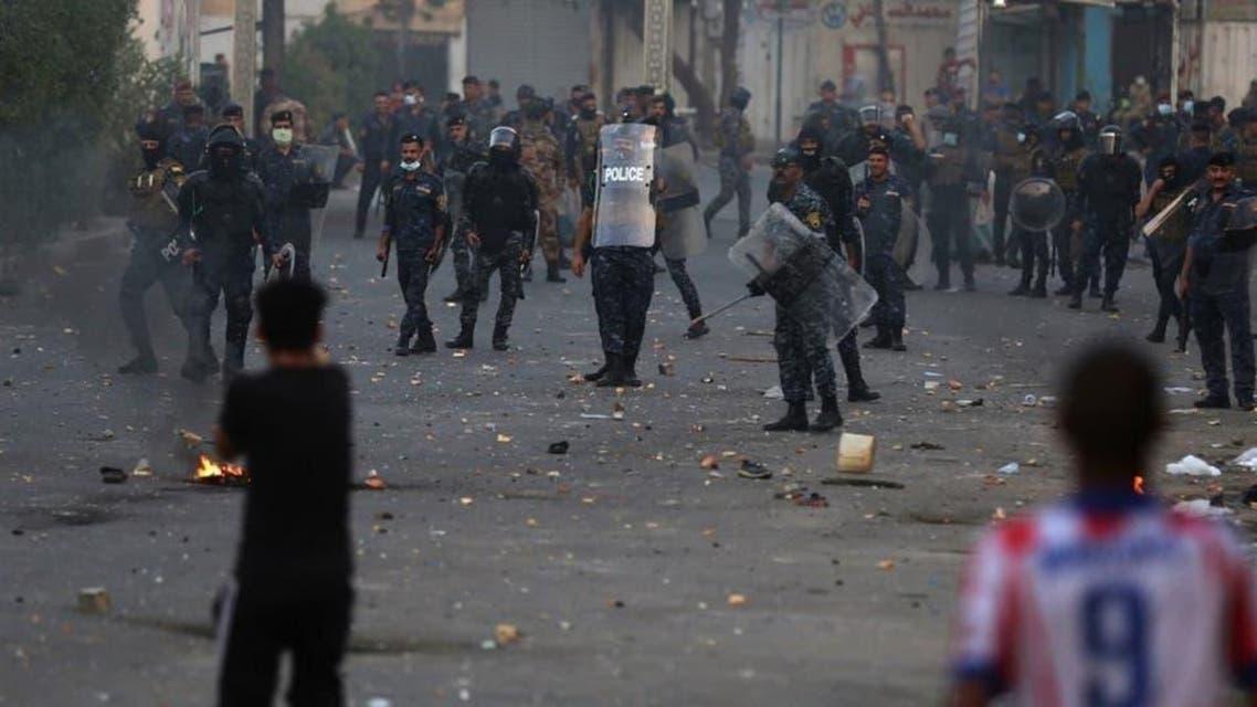 Iraq: Protest