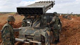 المرصد السوري: قوات النظام تقصف مناطق في ريف إدلب